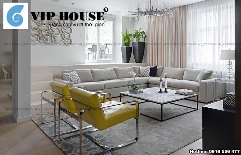 Thiết kế nội thất chung cư 65m2 đẹp cuốn hút không thể bỏ lỡ