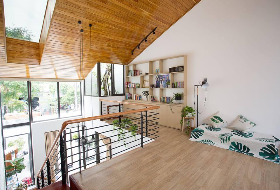 Thiết kế nội thất nhà tối giản diện tích 100m2