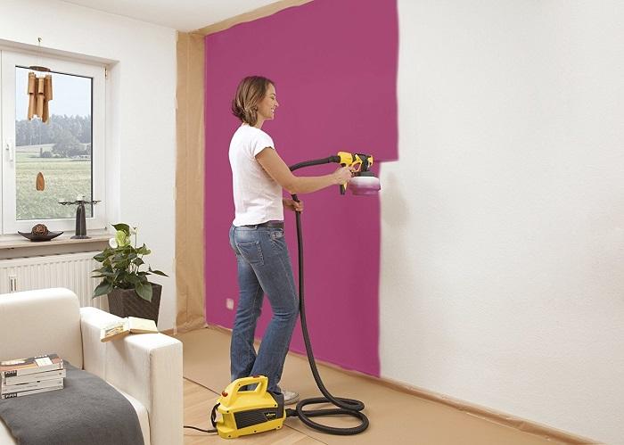 Những lưu ý khi chọn sơn nội thất tường nhà