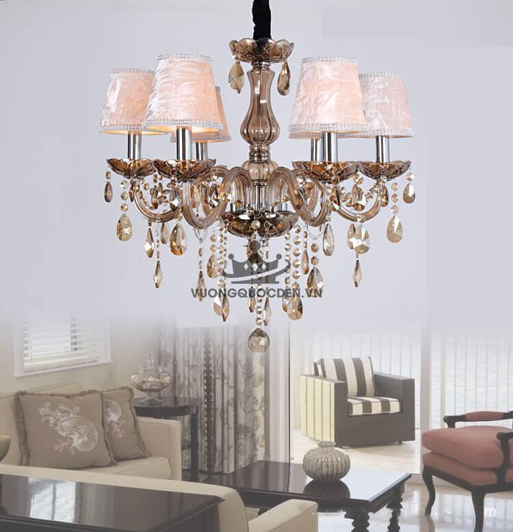 Cách lựa chọn đèn chùm trang trí nội thất mà bạn nên biết