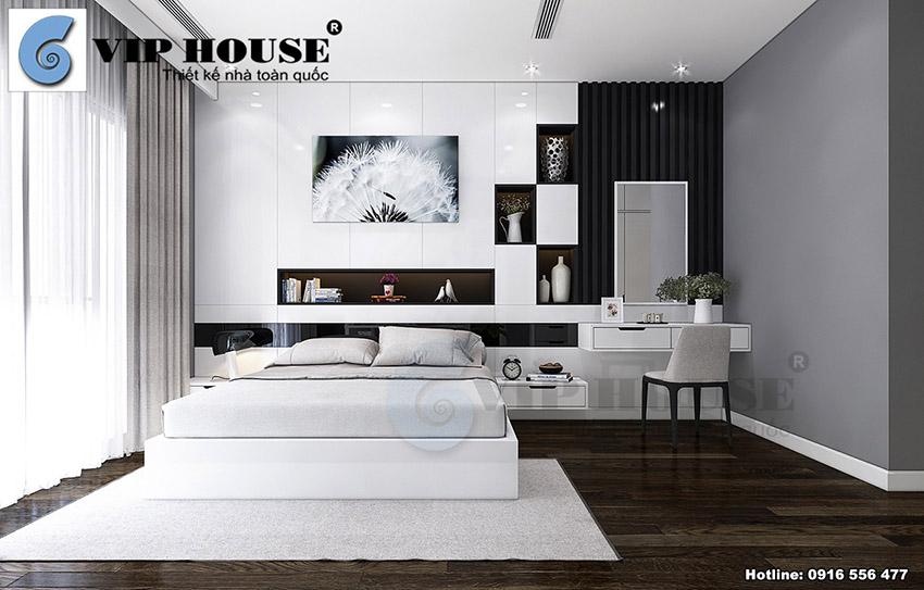 Giải pháp thiết kế nội thất hiện đại cho nhà phố đẹp năng động