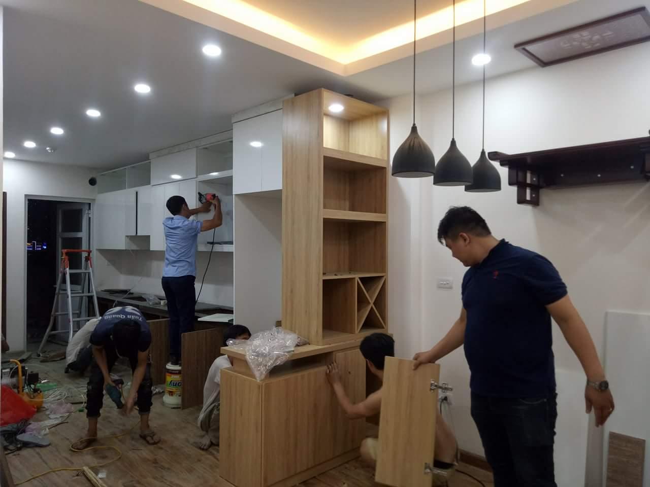 Hoàn thiện nhà xây thô nhanh và hiệu quả