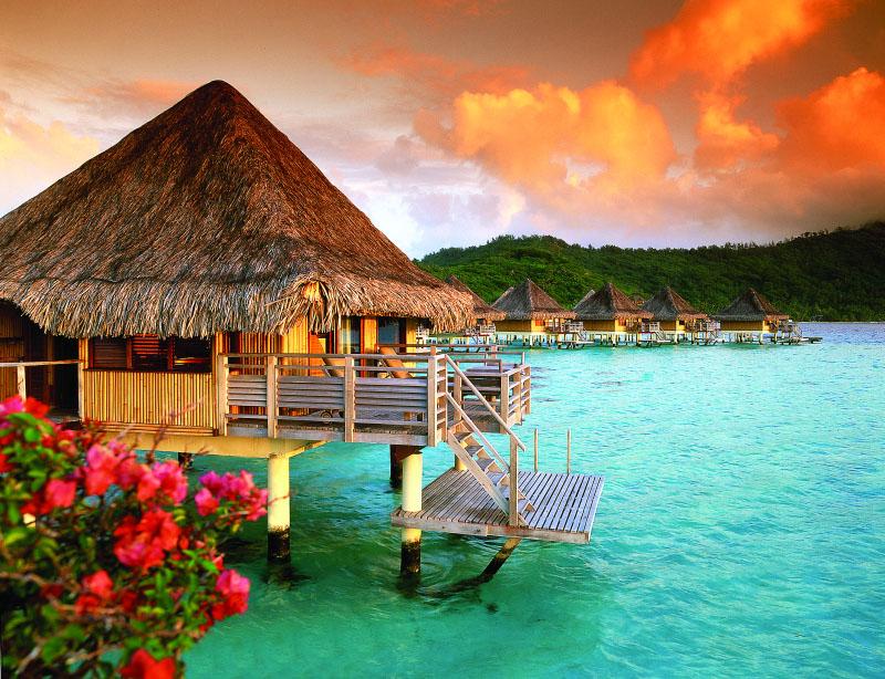Thiết kế resort bungalow tiêu chuẩn 5 sao