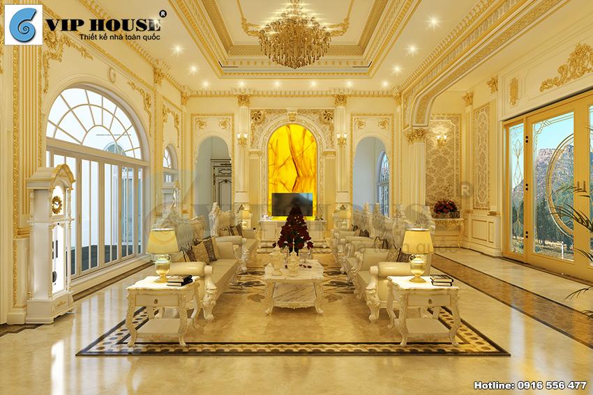 Chiêm ngưỡng vẻ đẹp nội thất kiểu Pháp kiêu sa, sang trọng