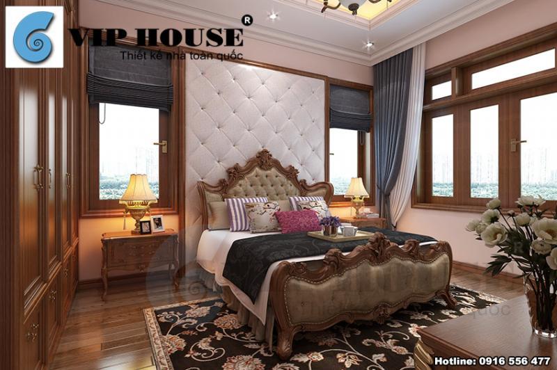 Thiết kế nội thất phòng ngủ đẹp cuốn hút không nên bỏ lỡ