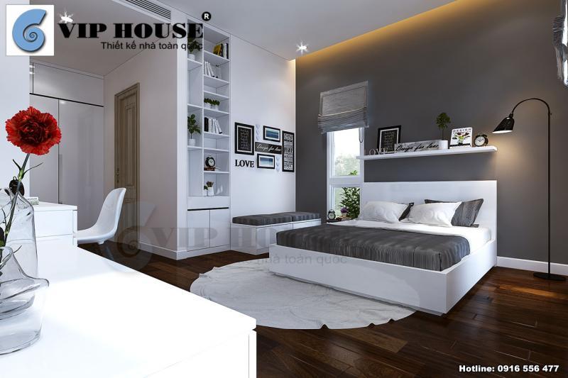 Nội thất phòng ngủ hiện đại đẹp cuốn hút không thể bỏ lỡ