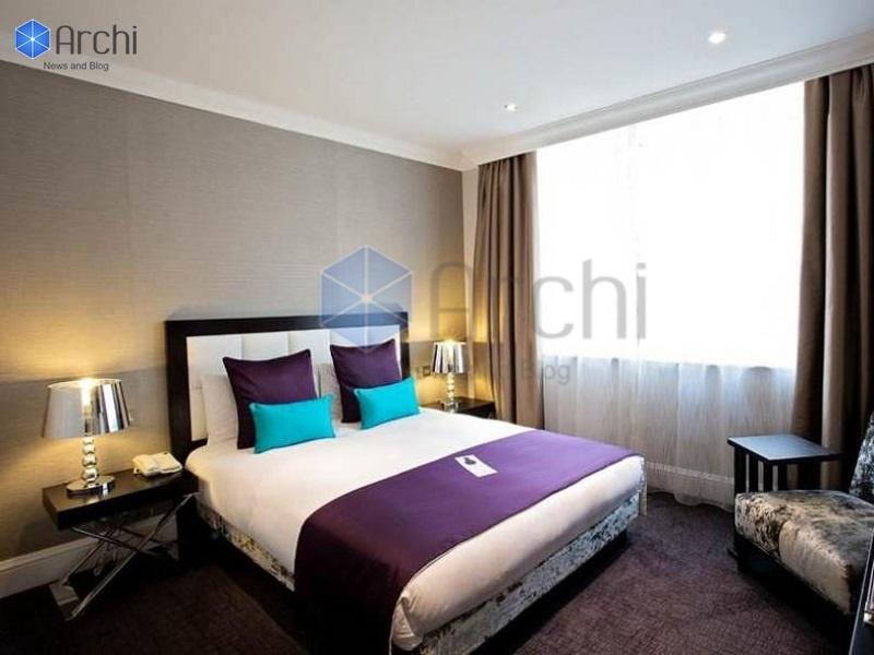 Những mẫu phòng ngủ cho khách sạn đẹp hợp thời