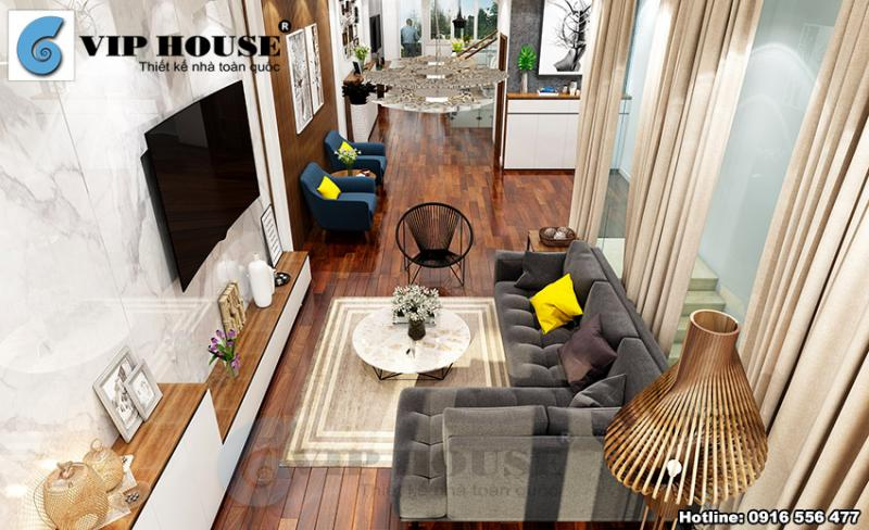 Tư vấn về mẫu thiết kế nội thất hiện đại đẹp cuốn hút