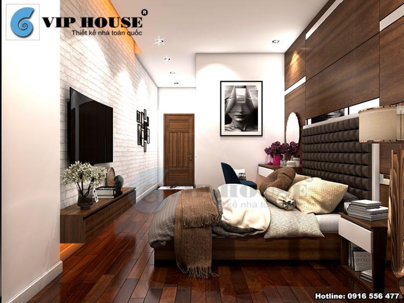 Tư vấn thiết kế nội thất phòng ngủ cho nhà phố hiện đại