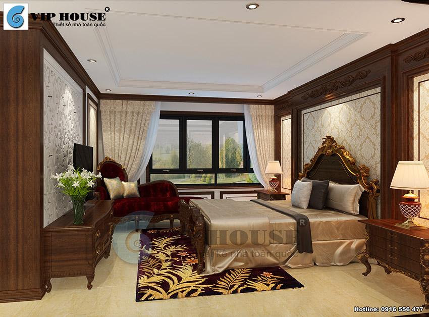 Mẫu thiết kế nội thất phòng ngủ đẹp mãn nhãn không được bỏ lỡ