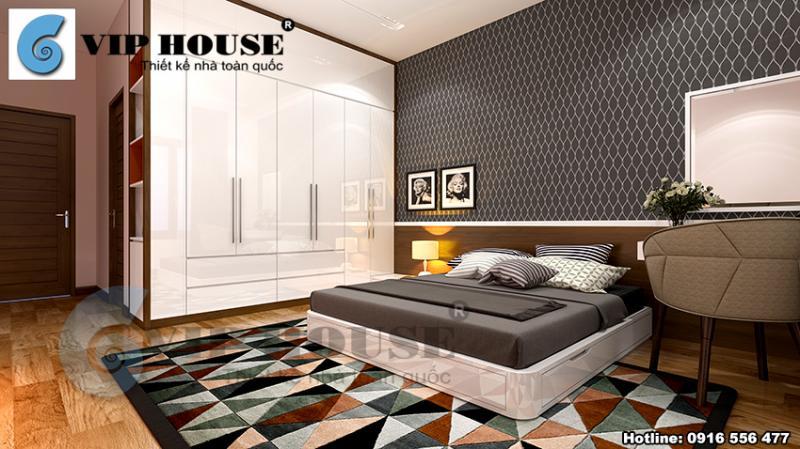 Phương án thiết kế nội thất đẹp với phong cách hiện đại
