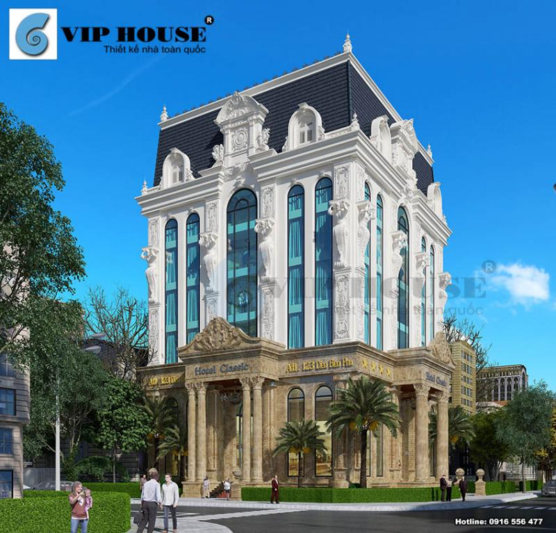 Vẻ đẹp của thiết kế khách sạn đẹp tại Quảng Ninh