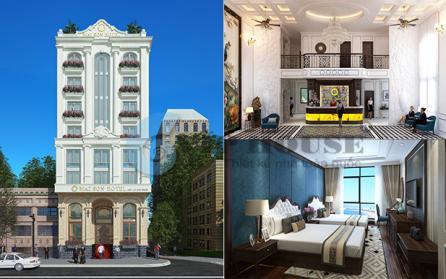 Thiết kế nội thất khách sạn đẹp mãn nhãn tại Quy Nhơn