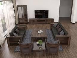 Tại sao nên sử dụng nội thất gỗ cho phòng khách của bạn