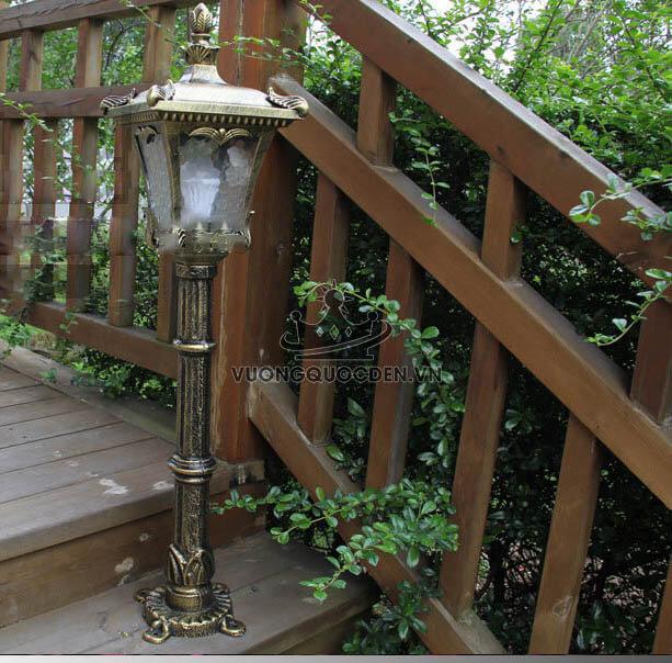 Những tác dụng không ngờ của đèn trụ sân vườn hiện đại