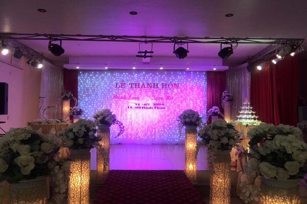 Lý do bạn nên chọn nhà hàng Thái Bình để tổ chức tiệc cưới