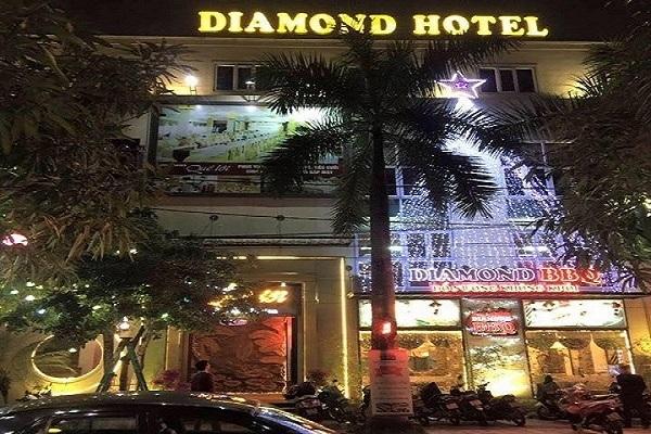 Hotel at Thai Binh - kiến trúc hiện đại, lịch lãm