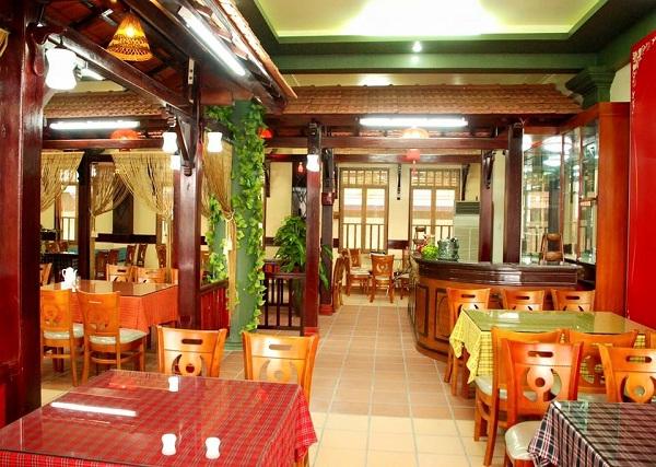 Nhà hàng tại Thái Bình thương hiệu ẩm thực nổi tiếng