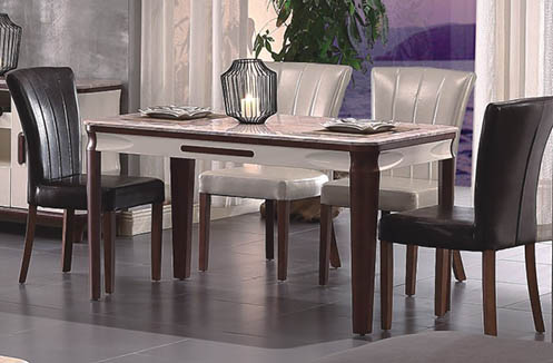 Bộ bàn ăn 4 ghế hiện đại tinh tế