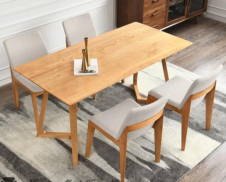 Kích thước bàn ăn 4 người thông dụng hiện nay