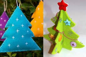 Bỏ túi cách làm cây thông noel bằng vải nỉ đơn giản nhất